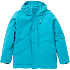 Marmot Howson Jacke Kinder enamel blue